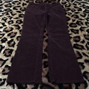 Gently used Faded Glory corduroy pants size 6